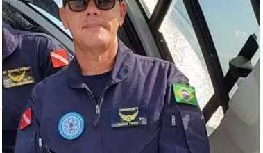 Photo of Helicóptero do Ibama cai e  piloto morre durante combate ao fogo no Pantanal